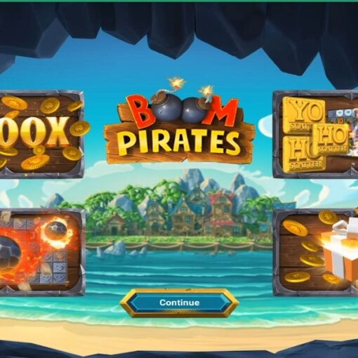 Boom Pirates Wonderways slot review